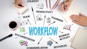 補助金 生産性向上 KPI ワークフロー